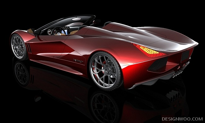 The 2000 Horsepower, 300 Mph Dagger GT By TranStar Racing