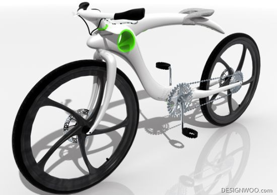 Big Eye Cruiser Concept Changes Shape To Fit Your Growing Child Over The Years