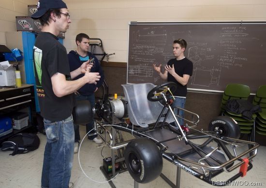 Purdue University To Hold Inaugural Electric Vehicle Grand Prix This Month
