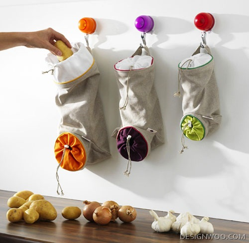 Best Onion Storage? Vegetable Keep Sacks From Orka