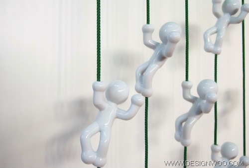 MagicBeans Coat Hanger Design by Giving Shape