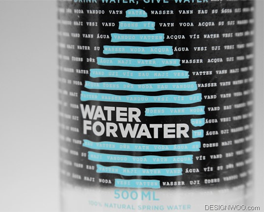 water for water package design