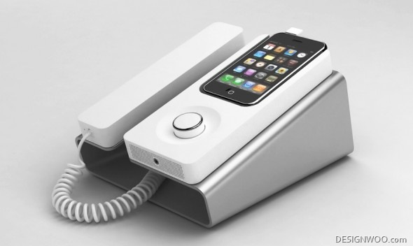 The IPhone Desk Dock: The Final Nail In The Land Line Coffin