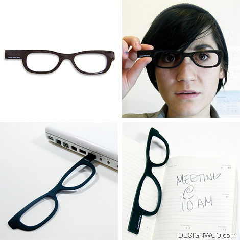 Glasses USB